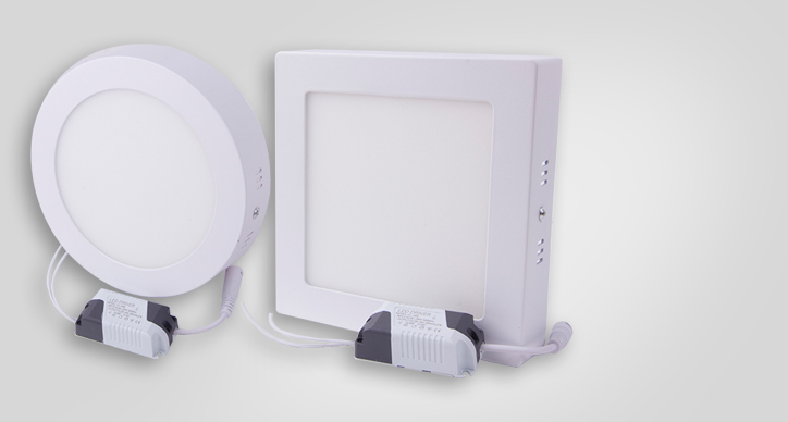 Panelurilor LED din seria e.LED.MP